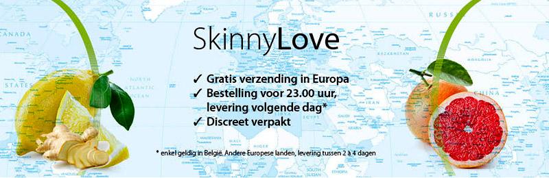 SkinnyLove-werkt